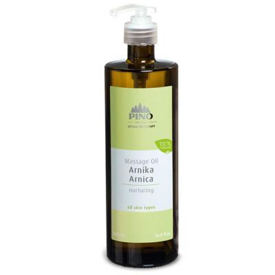 PINO Huile de massage naturelle à l'Arnica AROMA