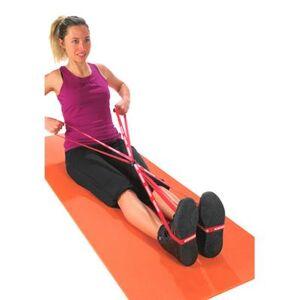 SVELTUS Élastique fitness Rubberfit - Publicité