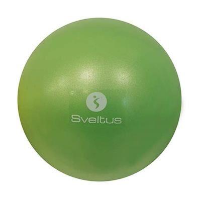 SVELTUS Ballon paille pédagogique Ø 22~24 cm (vert)