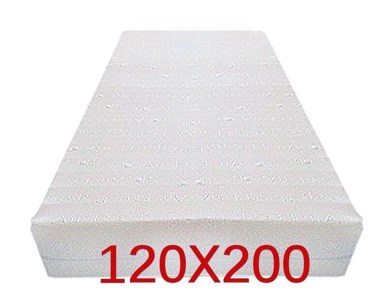 Dinaflex 9 ZONES 120X200, COMPLÈTEMENT DÉHOUSSABLE, 23 CM D'ÉPAISSEUR, ORTHOPÉDIQUE ANALLERGIQUE ET ANTI-ACARIEN, HOUSSE EN 3D AIR FRESH