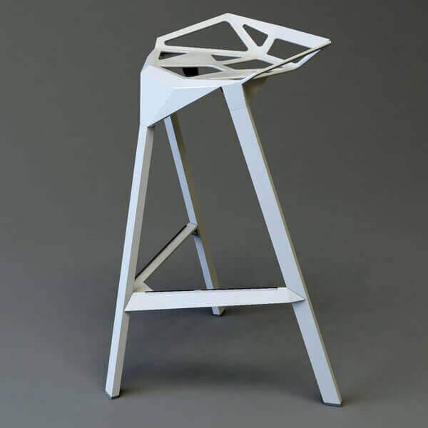 Magis STOOL ONE - Tabouret MAGIS 67 cm