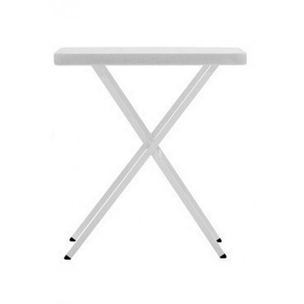MATHI DESIGN BRUNCH - Table pliable blanche Blanc