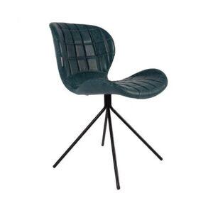 Zuiver OMG - Chaise design aspect cuir - Publicité