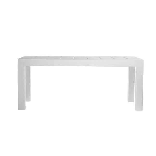 Vondom JUT - Table de jardin Vondom 180 cm
