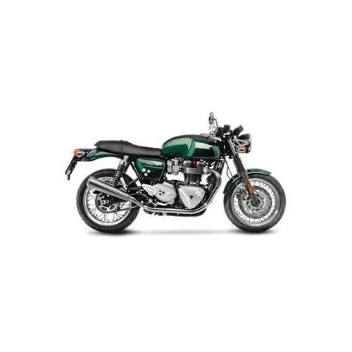 Leovince classic rider triumph thruxton - livraison rapide