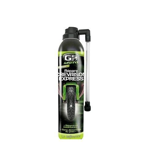 GS27 Repare crevaison express gs27 moto 300 ml