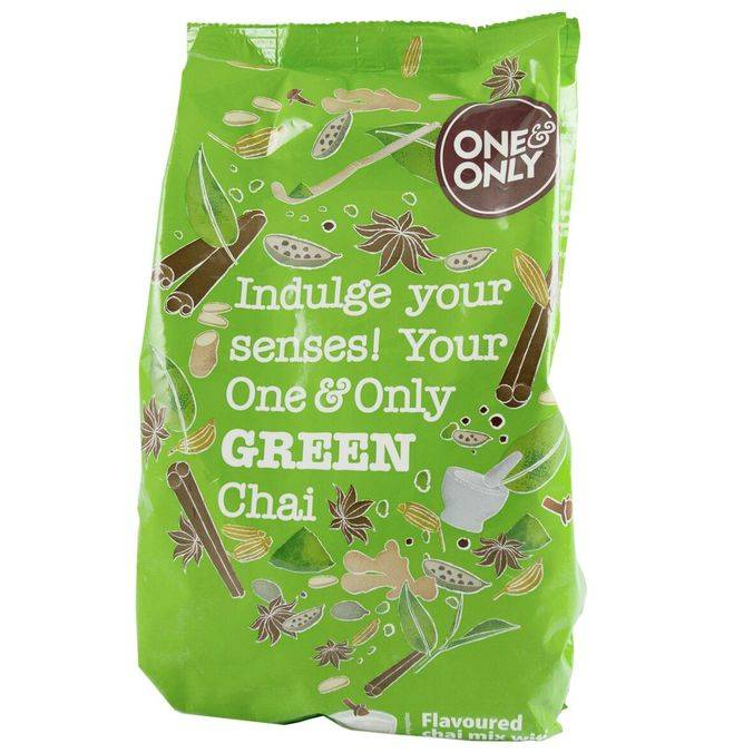 One & Only Boisson frappée 'Green Chai' 1Kg - One & Only