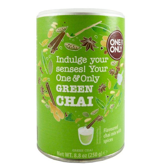 One & Only Boisson frappée 'Green Chai' 250g - One & Only