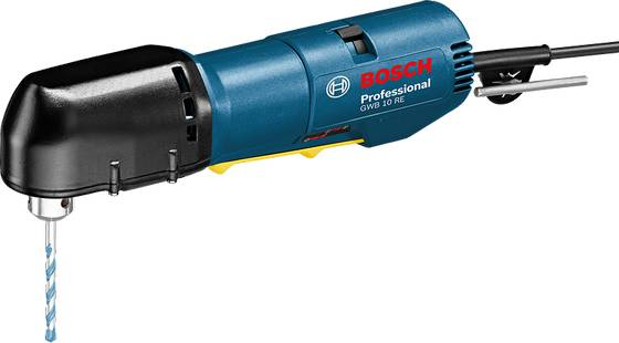 Bosch Perceuse d'angle BOSCH GWB 10 RE - 400 W - 0601132703