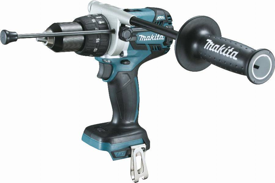 Makita Perceuse visseuse à percussion 18 V Li-Ion Ø 13 mm MAKITA - Sans batterie, ni chargeur - DHP481Z