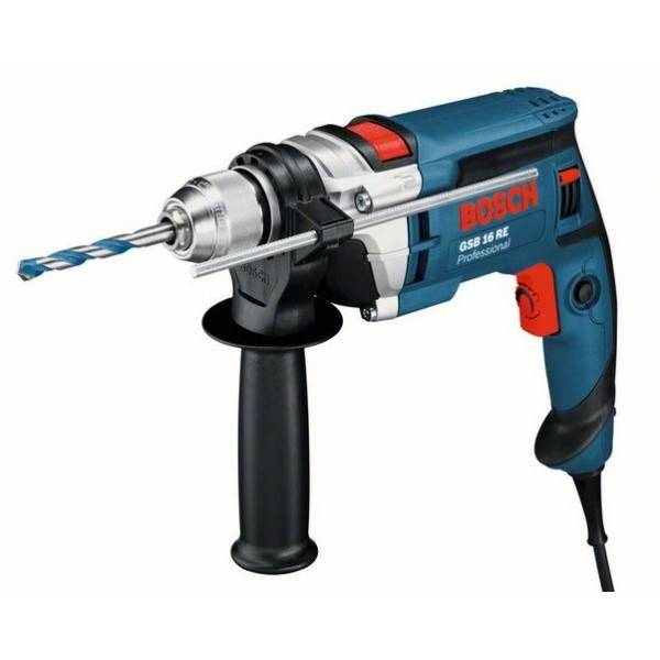 Bosch Perceuse à percussion BOSCH GSB 16 RE Professional - 060114E500