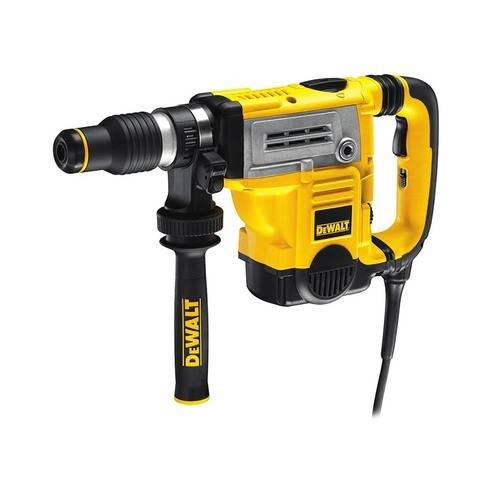 DeWalt Marteau perforateur burineur DEWALT 6 kg 45 mm SDS Max - D25601K