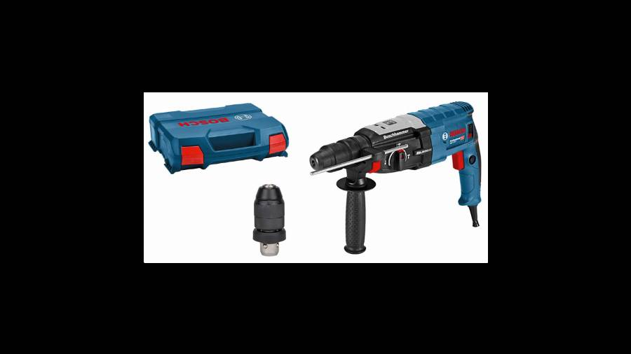 Bosch Perforateur SDS-Plus GBH 2-28 F BOSCH en coffret - 0611267600