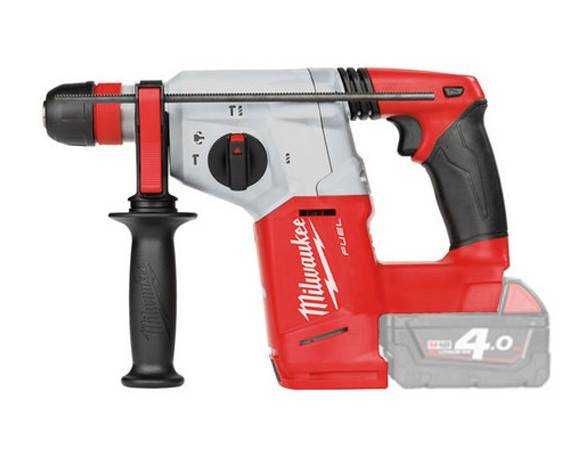 Milwaukee Perforateur burineur MILWAUKEE 18V M18 CHX-0 Sans batterie ni chargeur - 4933447420