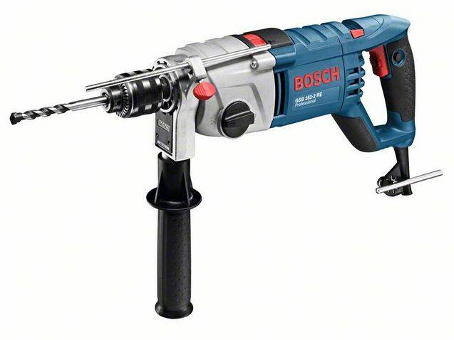 Bosch Perceuse à percussion BOSCH 1500W GSB 162-RE - 060118B000