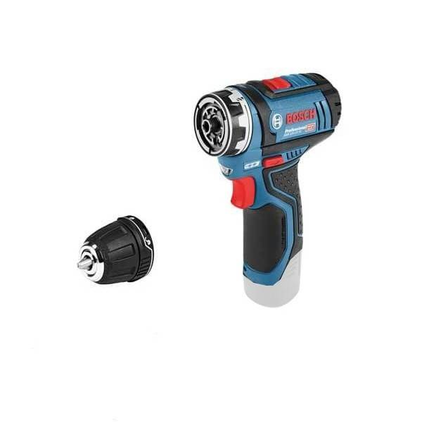 Bosch Perceuse Visseuse BOSCH GSR 12V-15 FC Click and go - sans batterie - 06019F6002