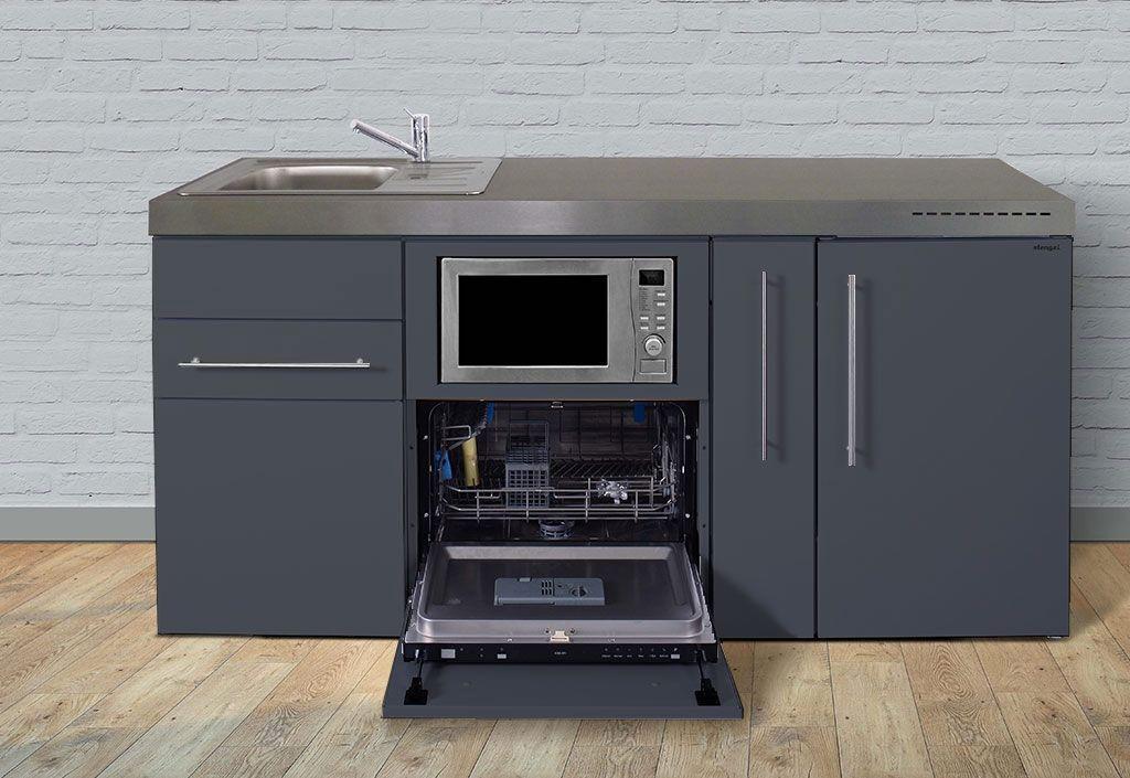 Stengel Kitchenette Frigo, Micro-Ondes, Lave-Vaisselle MPGSM180A (pls couleurs)