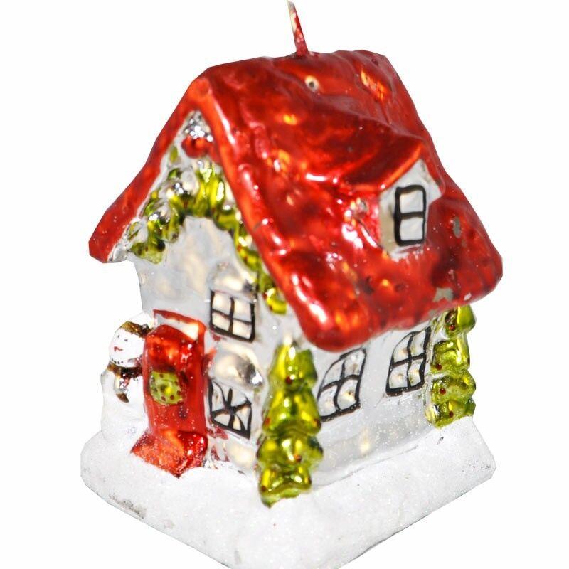 Mon Epicerie Fine de Teroir Bougie Maison du Père Noel
