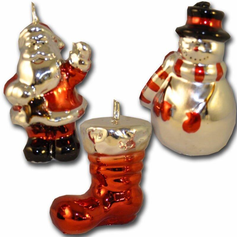 Mon Epicerie Fine de Teroir Bougies de Noel
