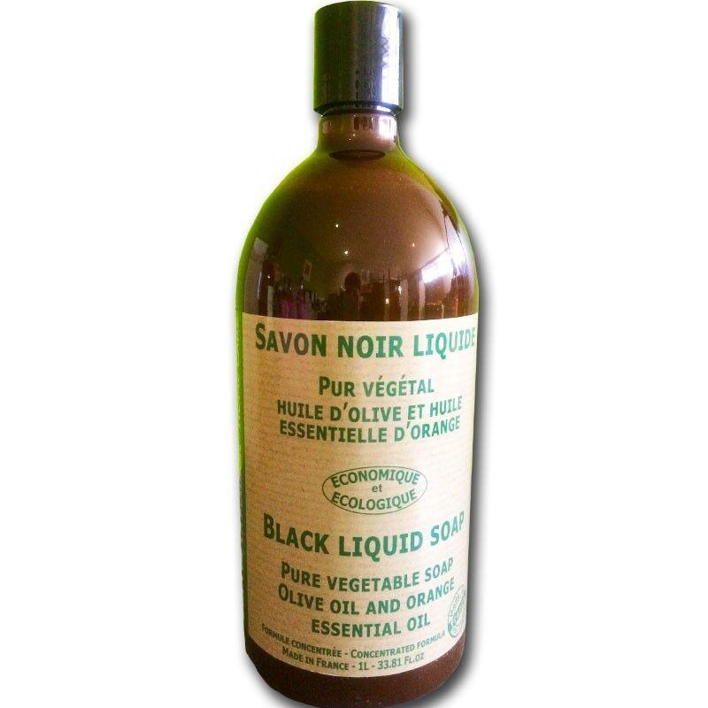 Mon Epicerie Fine de Teroir Savon noir liquide