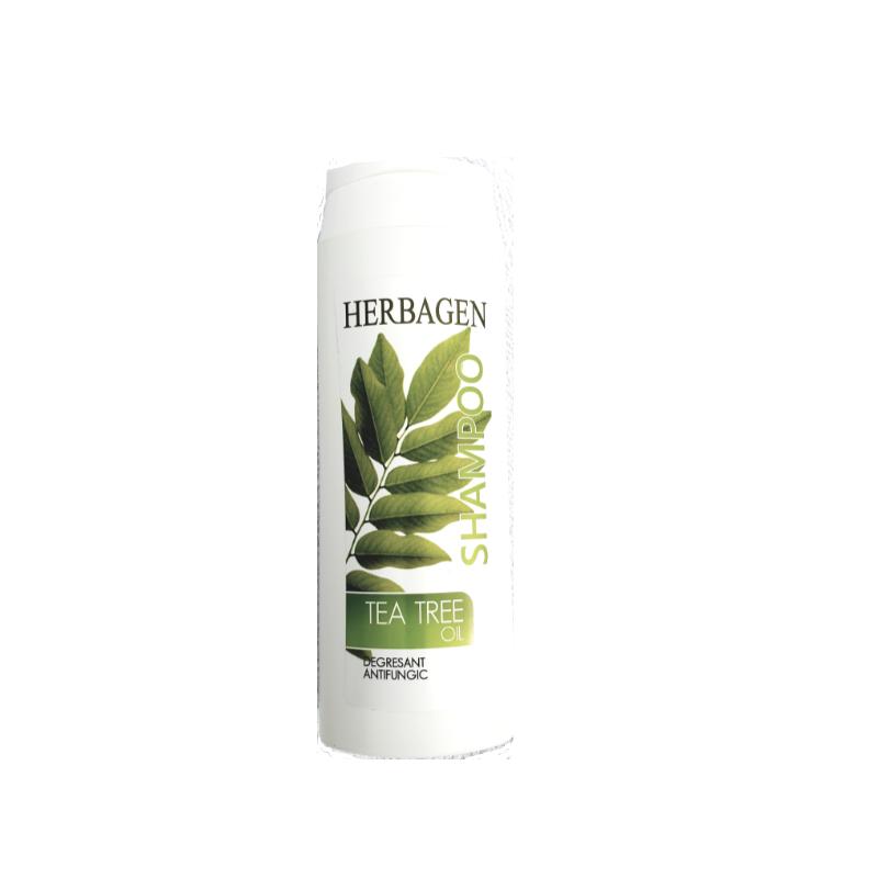 Herbagen shampoing à l'huile d'arbre à thé 250 ml