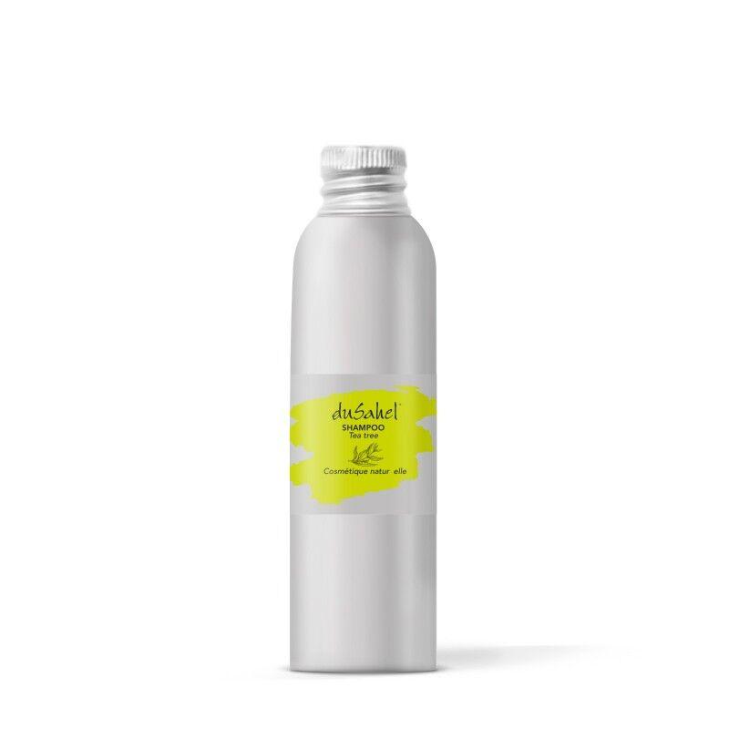 Dusahel shampoing cheveux à l'arbre à thé, extrait d'ortie, bardane et romarin bio 200ml