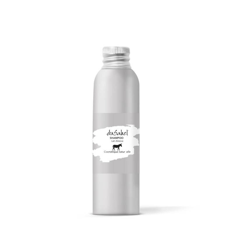 Dusahel shampoing cheveux délicat au lait d'ânesse, huile de ricin et jojoba 200 ml