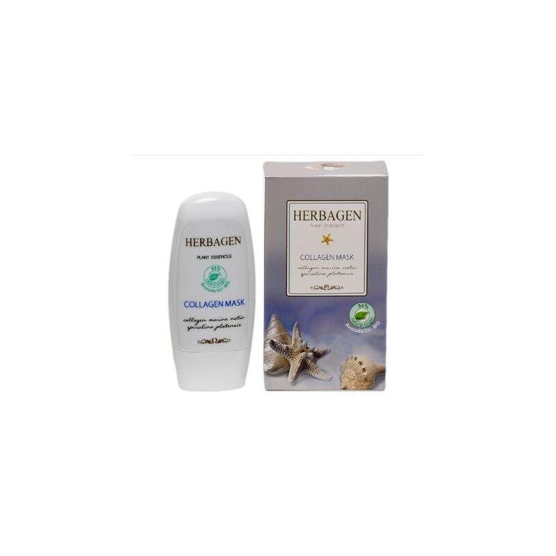 Herbagen masque au collagène marin 95% naturel 50 gr