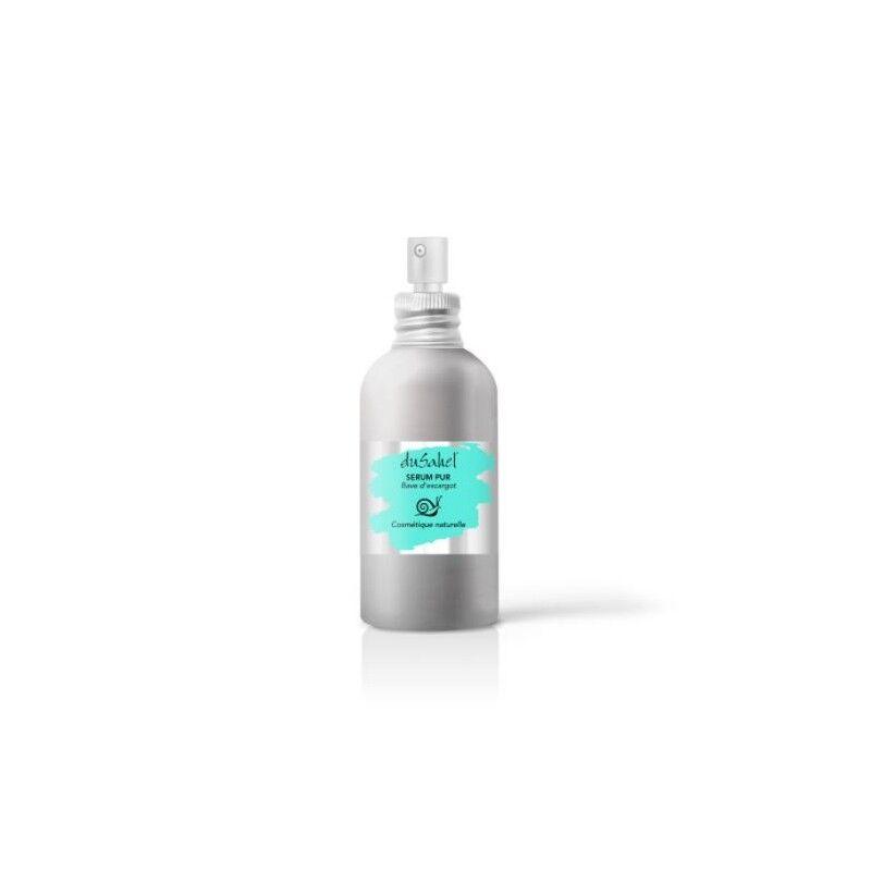 Dusahel sérum visage et corps 100 % bave d'escargot bio filtrée pure 50ml