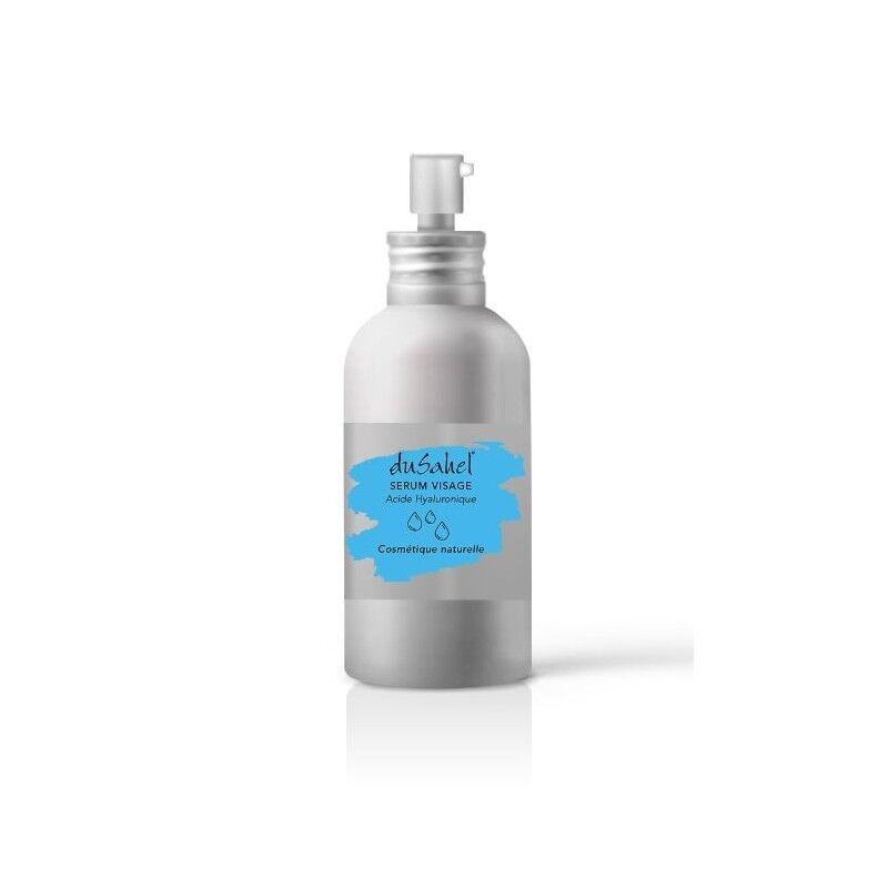 Dusahel sérum visage et décolleté à l'acide hyaluronique anti-âge hydratation intense 50 ml