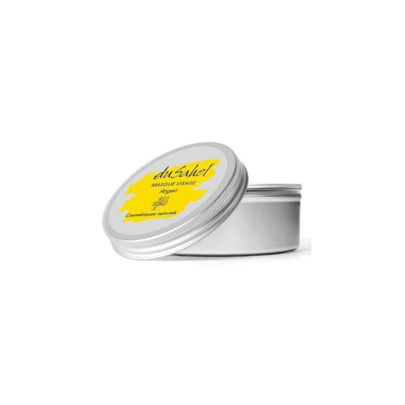 Dusahel crème et masque visage à l'huile d'argan, extrait de mimosa, acide hyaluronique, Aloe Arborescens 50 gr