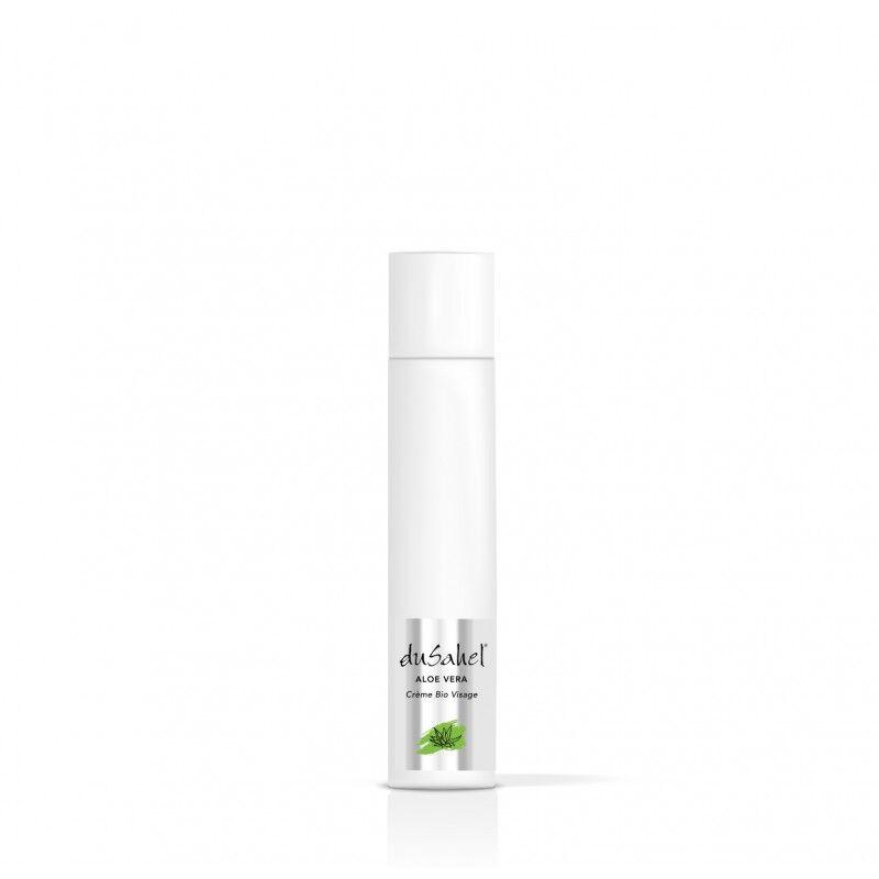 Dusahel crème pour le visage à l'Aloe Vera bio 50 ml