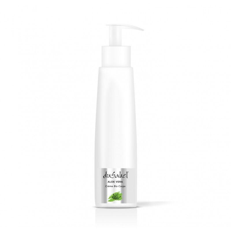 Dusahel crème pour le corps à l'Aloe Vera bio 200 ml