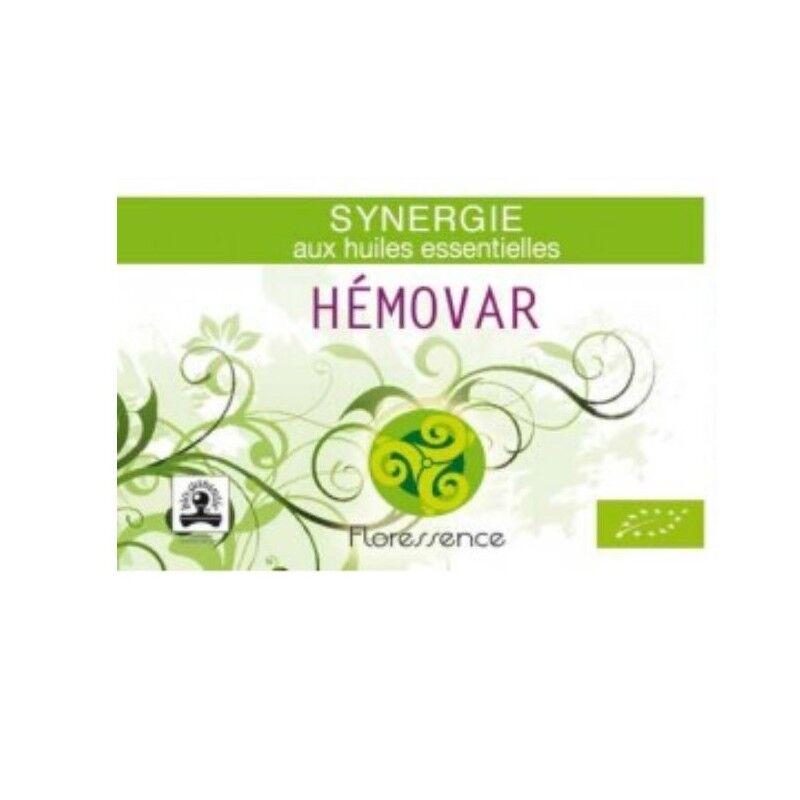 Floressence Synergies Synergie huiles essentielles Hemovar Varices et Hémorroïdes 100% pure, naturelle et bio