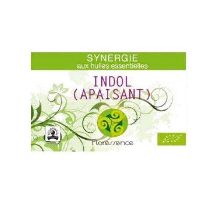 Floressence Synergies Synergie huiles essentielles Indol anti-douleur général 100% pure, naturelle et bio