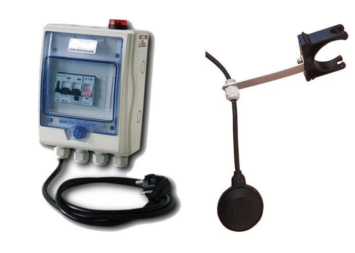 TECHNIREL Coffret Protection Alarme de Niveau Tranquilité pompe relevage