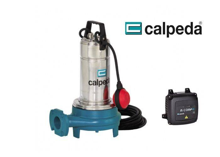 CALPEDA Pompe Relevage Dilacératrice Eaux Chargées GQGM6-18