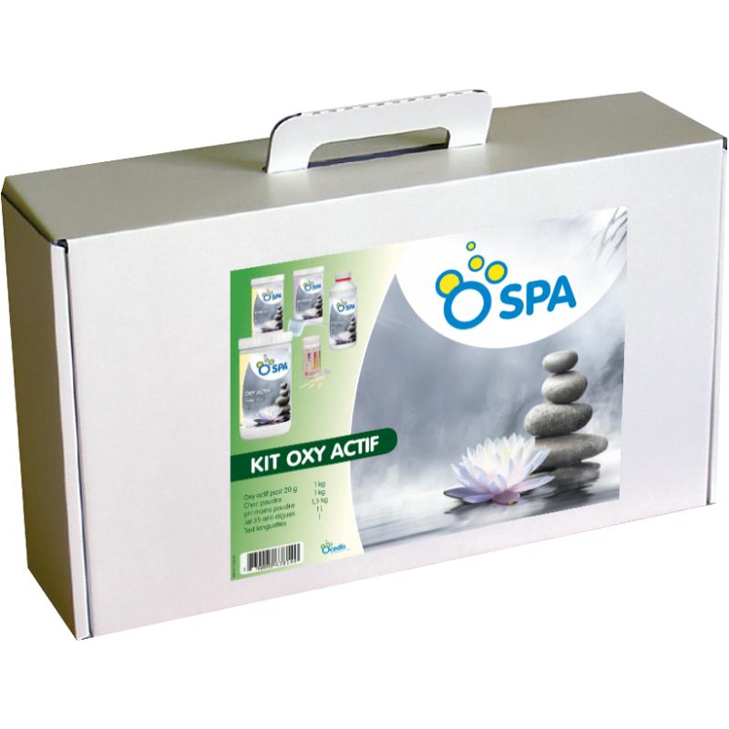 OCEDIS Kit Spa Oxygene Actif - Valisette Spa