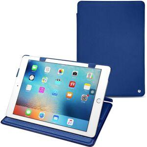 """Noreve Housse cuir Apple iPad 9.7"""" (2017) Perpétuelle Bleu océan - Publicité"""