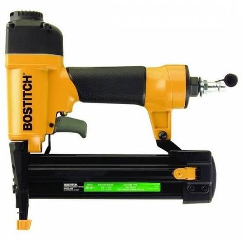BOSTITCH SB-2IN1 CLOUEUR/AGRAFEUR PNEUMATIQUE de FINITION 15-40mm