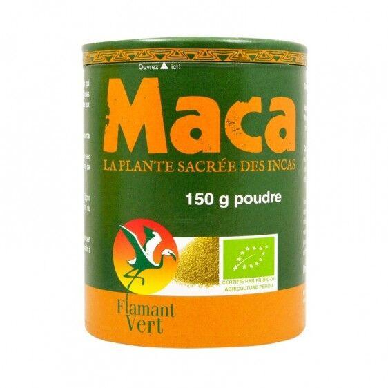Flamant Vert Maca en poudre bio 150g