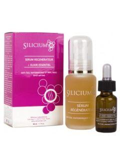 SILICIUM ESPANA serum regénérant 50 ml + elixir silicium espana