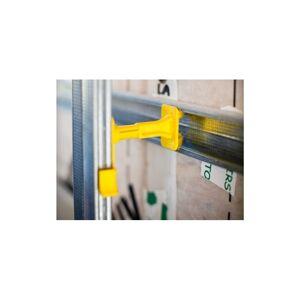 Console demi-lune en bois blanc antique - Publicité