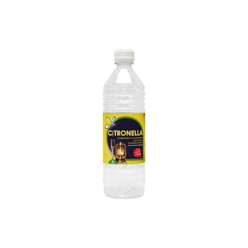 Siam Huile- Parfum Citronnelle- Lot de 6 litres