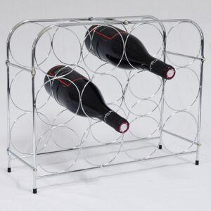 Koop Range bouteilles en inox (pour 12 bouteilles)