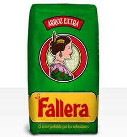 Montsia Riz rond paella La Fallera 1kg