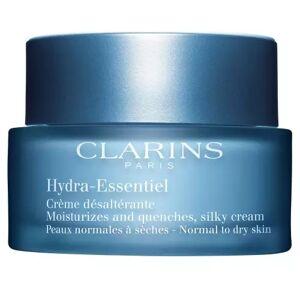 Clarins HYDRA-ESSENTIEL Crème Désaltérante Peaux Normales à Sèches