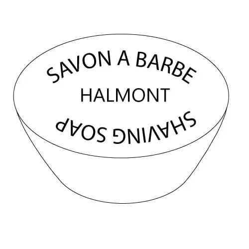 Halmont SAVON Savon à Barbe Bio
