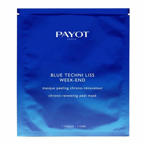 Payot BLUE TECHNI LISS WEEK-END Masque Unidose