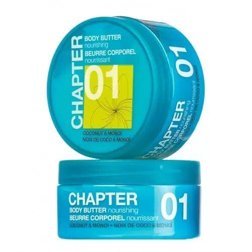 Mades Cosmetic CHAPTER 1 BEURRE CORPOREL Noix de coco & Monoï
